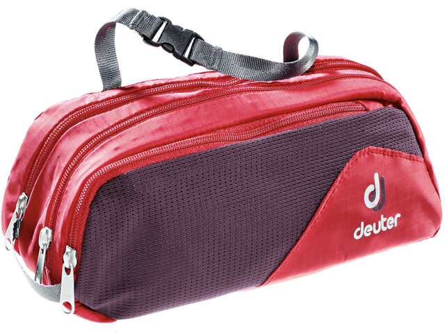 Deuter Wash Bag Tour II Organizador Equipaje, fire-aubergine
